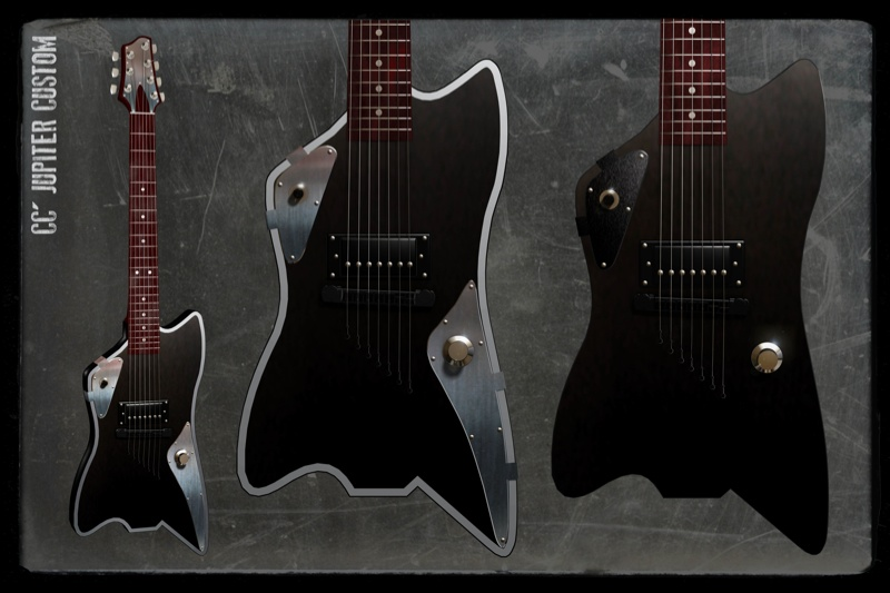 meloduende guitars preview cc custom
