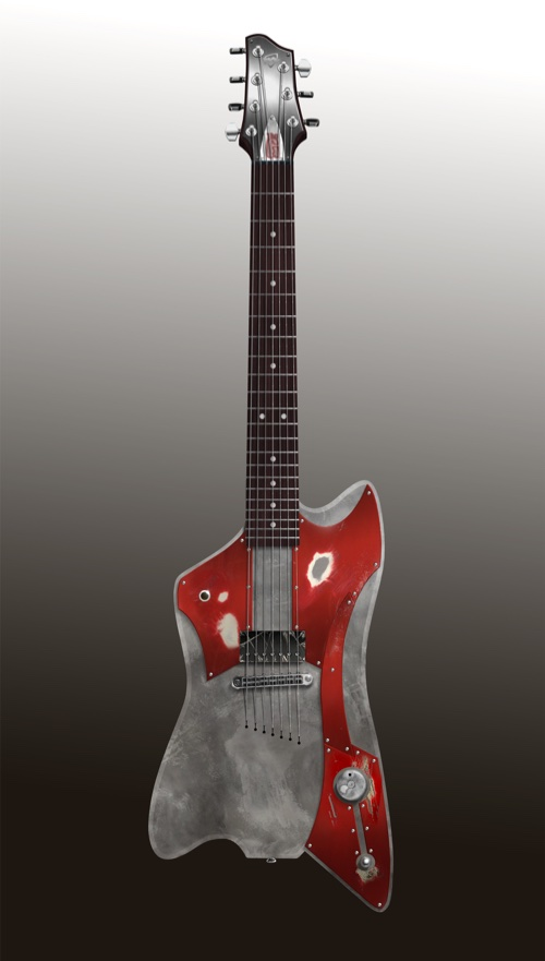 meloduende guitars the G