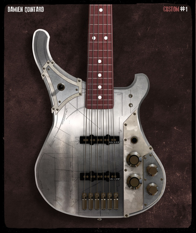 dot legacy meloduende guitars