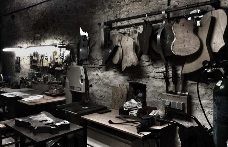 meloduende guitars workshop