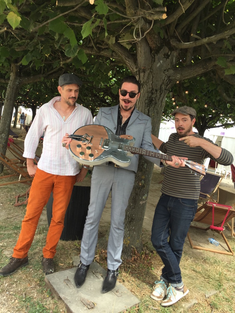 meloduende guitars scott holiday rival sons