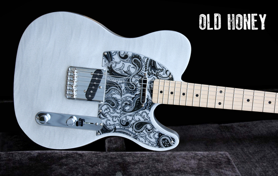Oldhoney - Meloduende guitars